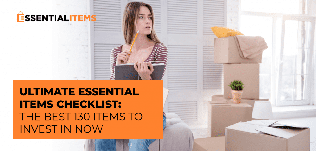 essential items title